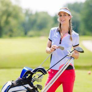 Ramona Ott Model - Golf