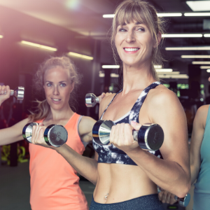 Ramona Ott Model - Fitness